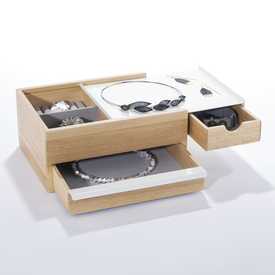 Stow It Jewelry Box