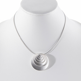 Forever Circles Necklace and Pin
