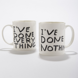Everything-Nothing Mug