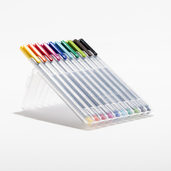 Ten Piece Marker Set
