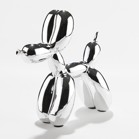 Balloon Dog - Silver