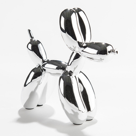 Balloon Dog - Silver SILVER
