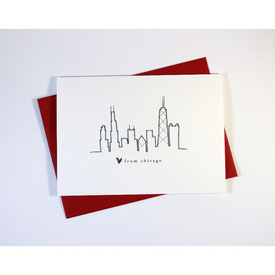 Love from Chicago Cards