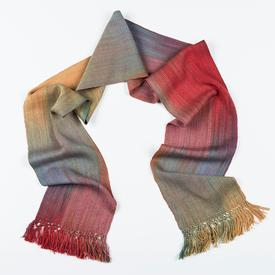 Bamboo Sunset Scarf