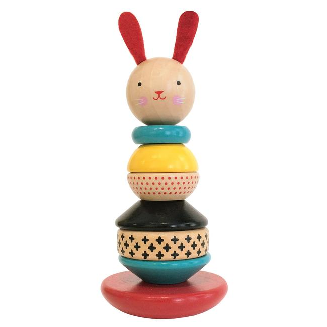 Stacking Bunny Toy