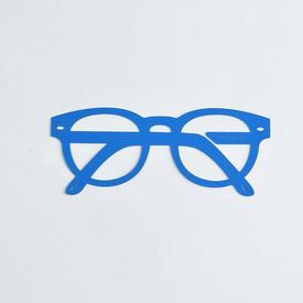 Sunglasses Bookmark - Blue BLUE