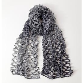 Black and White Dark Matter Scarf
