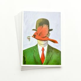 Season`s Magritte-ings Holiday Cards