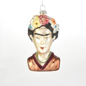 Frida Kahlo Ornament