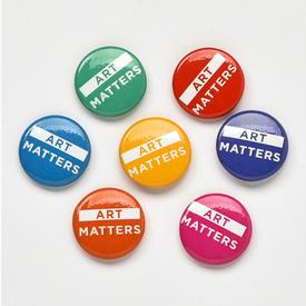 Art Matters Pin Set