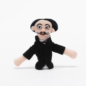 Salvador Dalí Magnetic Personality Puppet