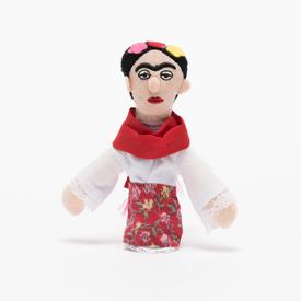 Frida Kahlo Magnetic Personality Puppet