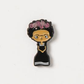 Counting with Frida Pin