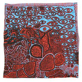 Kusama Eyes of Mine Handkerchief