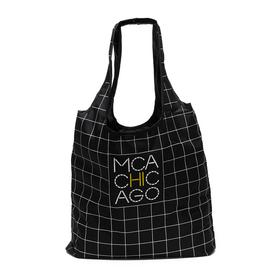 MCA Chicago Grid Eco Tote