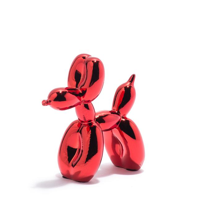 Mini Balloon Puppy - Red