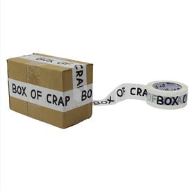 Box of Crap Packing Tape