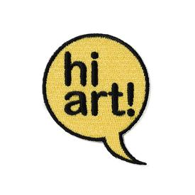 Hi Art! Patch