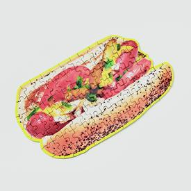 Chicago Hot Dog Puzzle