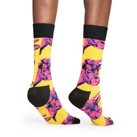Andy Warhol Cow Socks