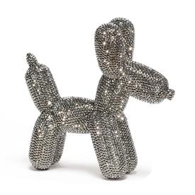 Rhinestone Balloon Dog