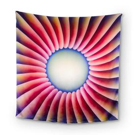 Judy Chicago Through the Flower Scarf