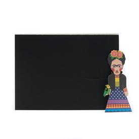 Frida Artist Notebook BLK_GLD