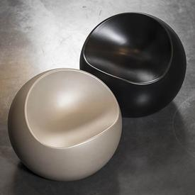 Ball Chair - Matt Black