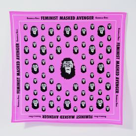 Guerrilla Girls Bandana