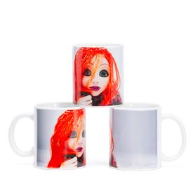 Laurie Simmons Orange Hair Mug