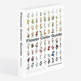 Flower Color Guide Book