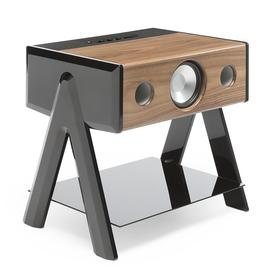Cube Wireless Speaker - Oak