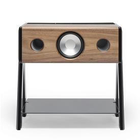 Cube Wireless Speaker - Oak OAK