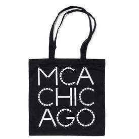 MCA Chicago Canvas Tote Bag