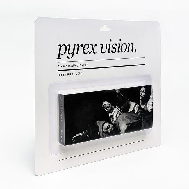 A Team With No Sport : Virgil Abloh Pyrex Vision Flip Book