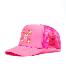 Virgil Abloh MCA Double Arrow Hat - Pink