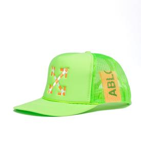 Virgil Abloh MCA Double Arrow Hat - Green