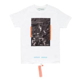 Virgil Abloh Off-White FOS Caravaggio T-Shirt - 25% off