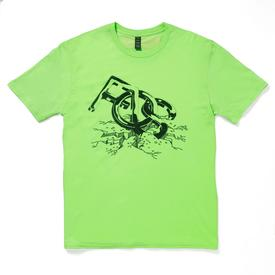 Virgil Abloh MCA FOS T-Shirt - Lime