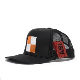 Virgil Abloh MCA Check Hat - Black