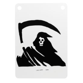 Virgil Abloh Signed Lithographic Print - Reaper II