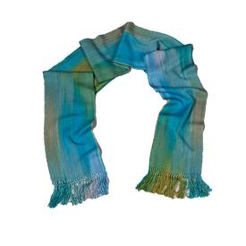 Ukush Currents Bamboo Scarf