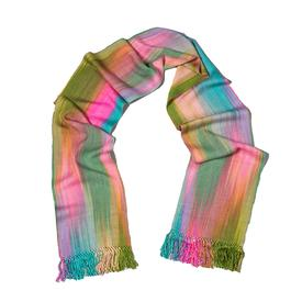 Ukush Waterfall Bamboo Scarf