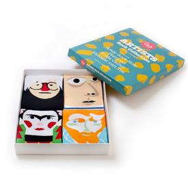 Artists Socks Gift Set