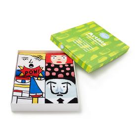 Modern Artists Socks Gift Set