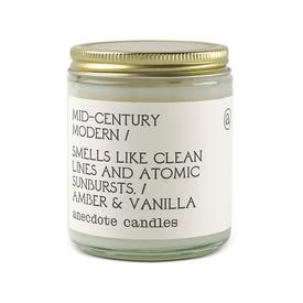 Anecdote Candle Mid-Century Modern