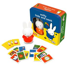 Miffy Hide and Seek Game