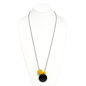 Dot and Orbs Necklace
