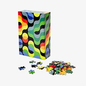 Arc Pattern Puzzle - Large ARC