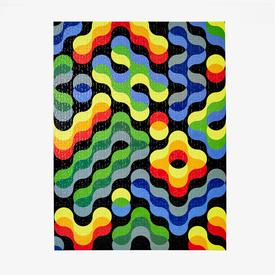 Arc Pattern Puzzle - Large